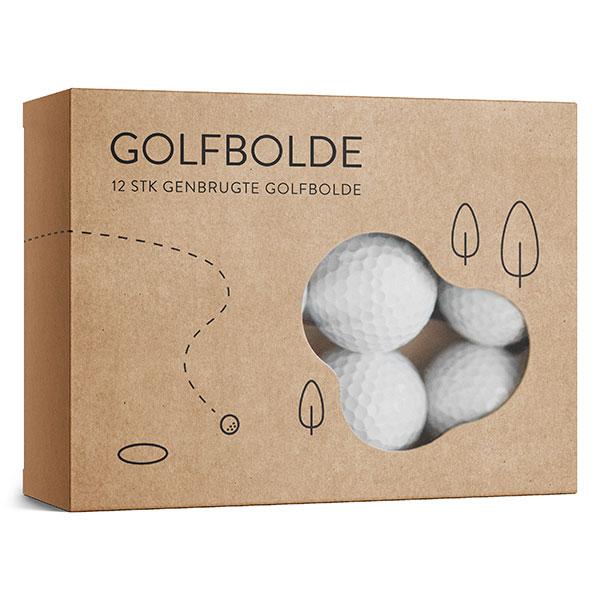 Golfbolde dusinboks
