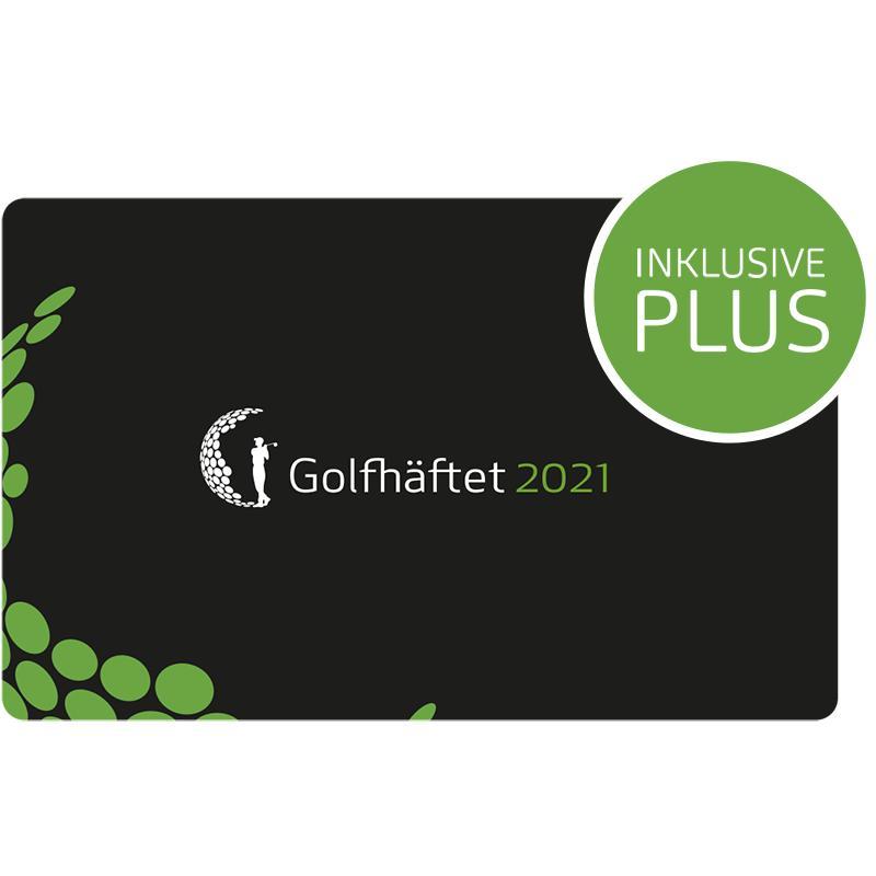 Golfhæftet 2021 inkl. PLUS 0