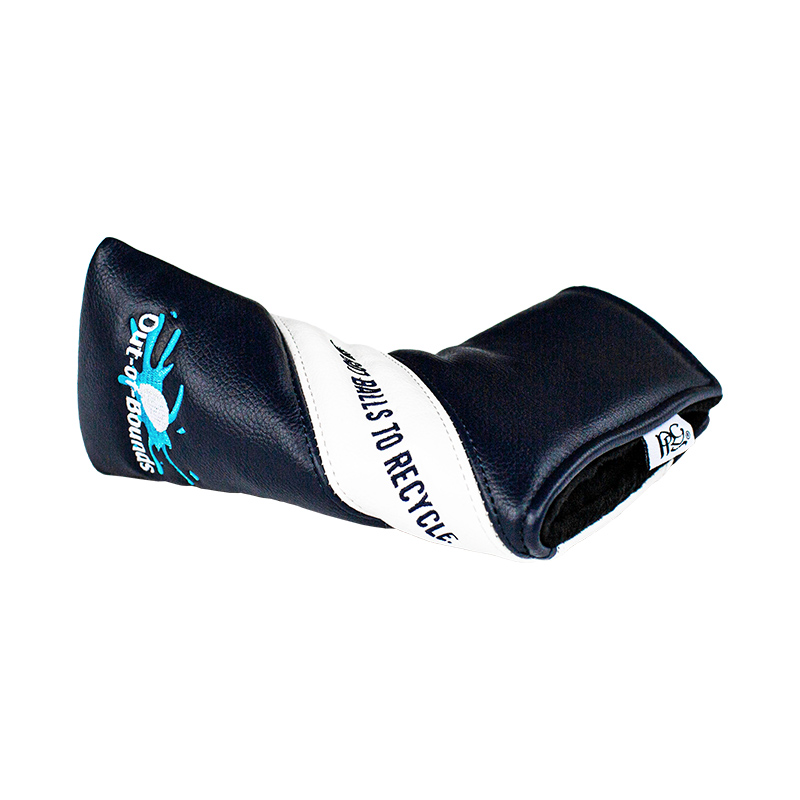 Out of Bounds Headcover Putter 0