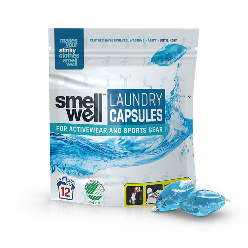 SmellWell Smellwell vaskekapsler 0