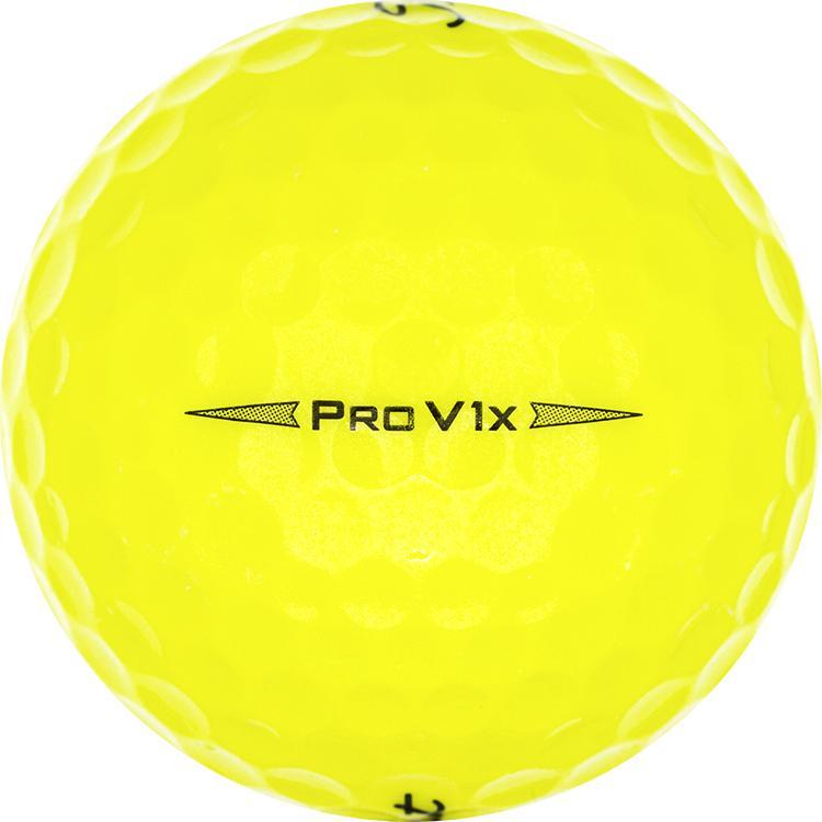 Titleist Pro V1x Gule (2019)