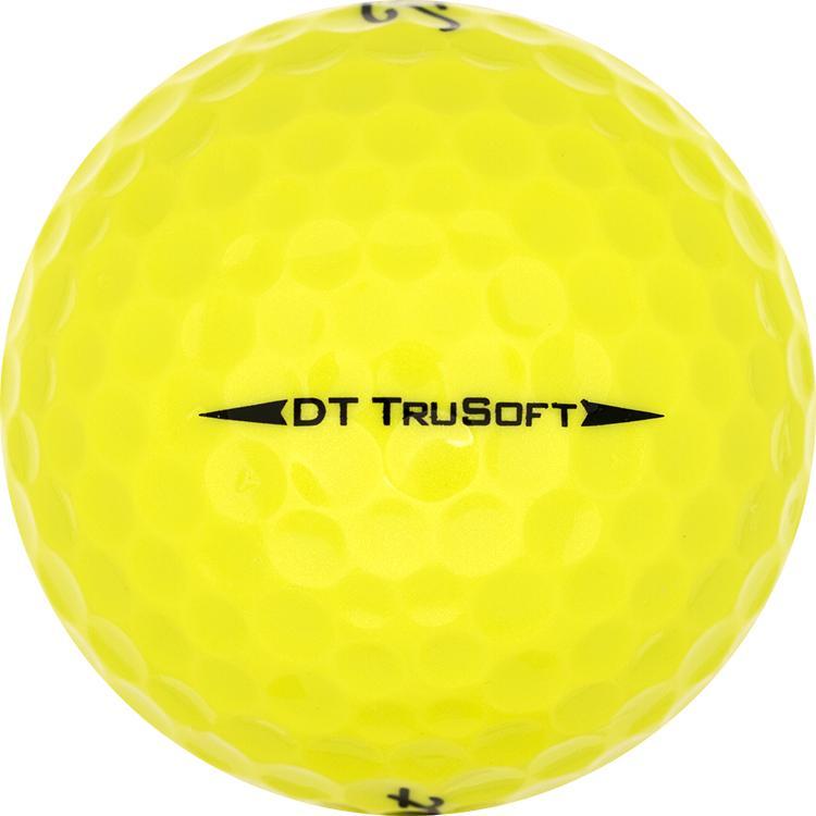 Titleist DT TruSoft Gul