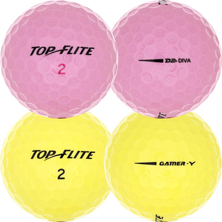 Top Flite Mix Farvede
