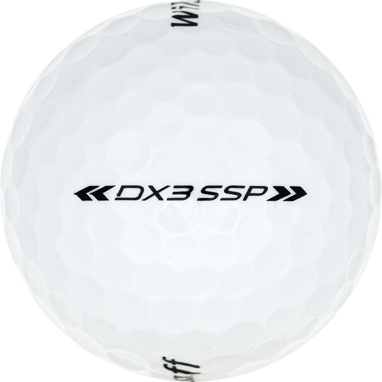 Wilson Staff Dx3 Soft Spin